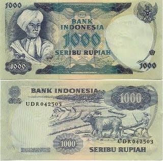 Rupiah 1000 5