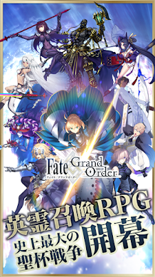 Fate Grand Order Apk v1.6.0 Android Terbaru