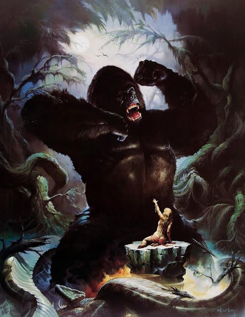 King Kong: En el corazón de las tinieblas