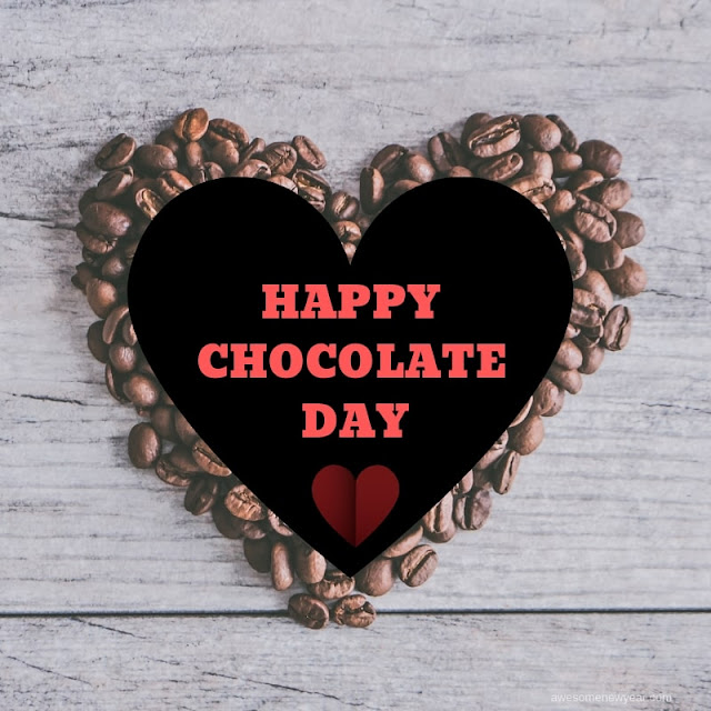 Best Happy Chocolate Day Pics to share in Whatsapp or Facebook