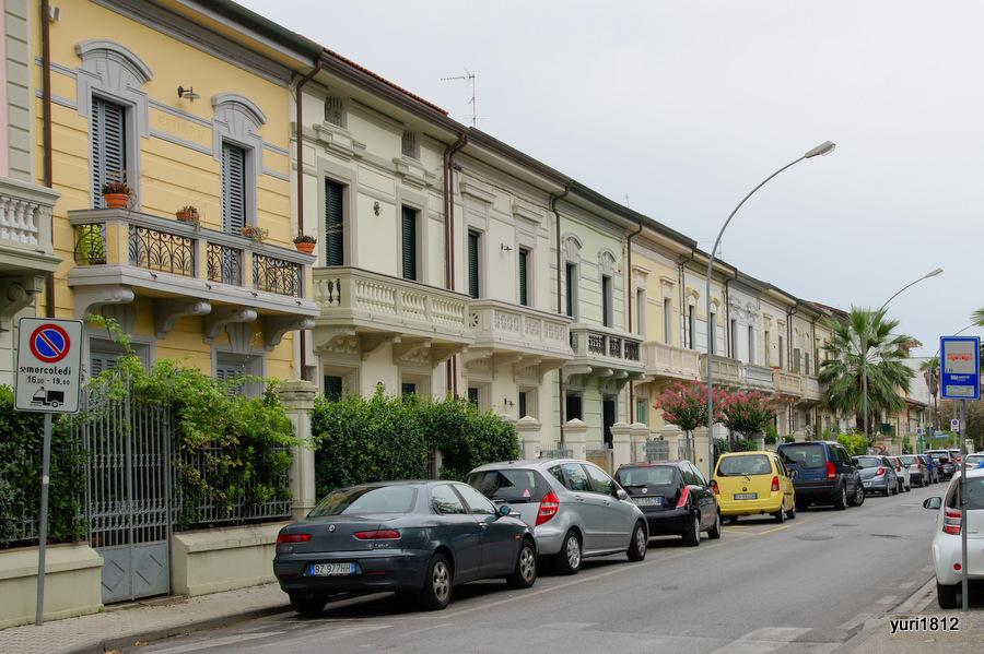 Виареджо, Италия
