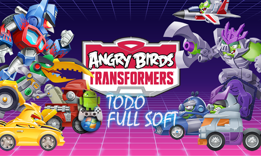 Descargar Angry Birds Transformers v1.17.6 Apk Full Mod Hack