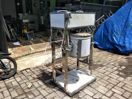 Mesin Blender Udang | Cara Menggiling Daging Udang Cepat | Toko Mesin Ice Tube