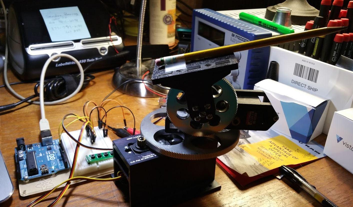 Topic amateur radio satellite tracking antenna