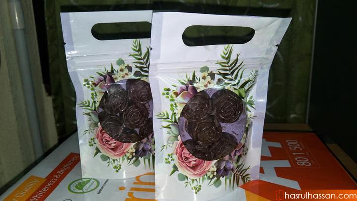 Bisnes jual coklat homemade