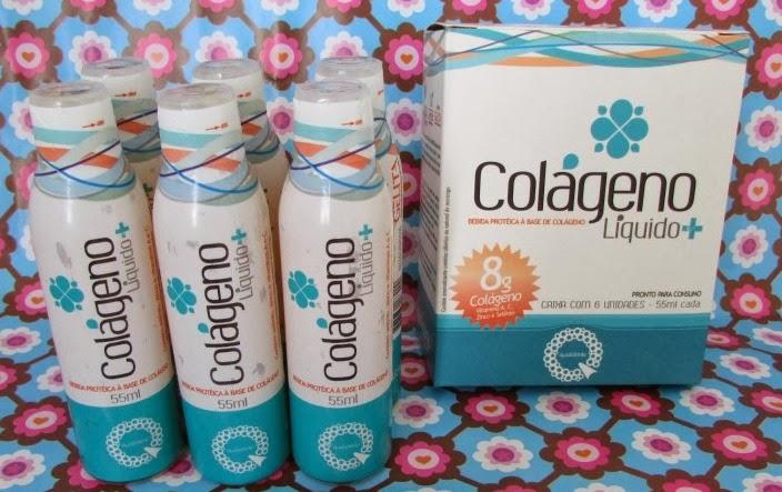 bebida protéica, colágeno, Qualinova