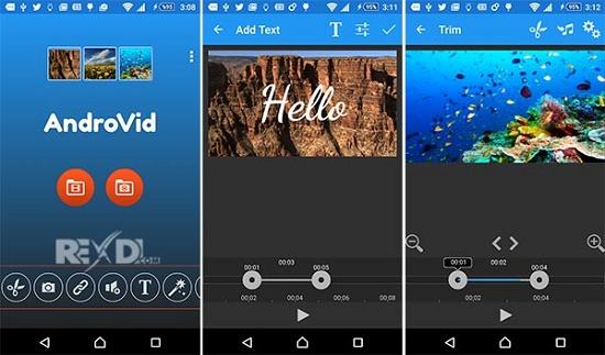 Aplikasi Android Edit Video Terbaik dan Terlaris