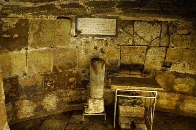 cárcel de San Pedro, carcere san pietro