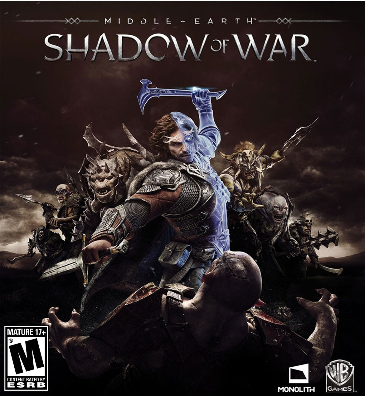 Middle Earth Shadow Of War PC Full ESPAÑOL