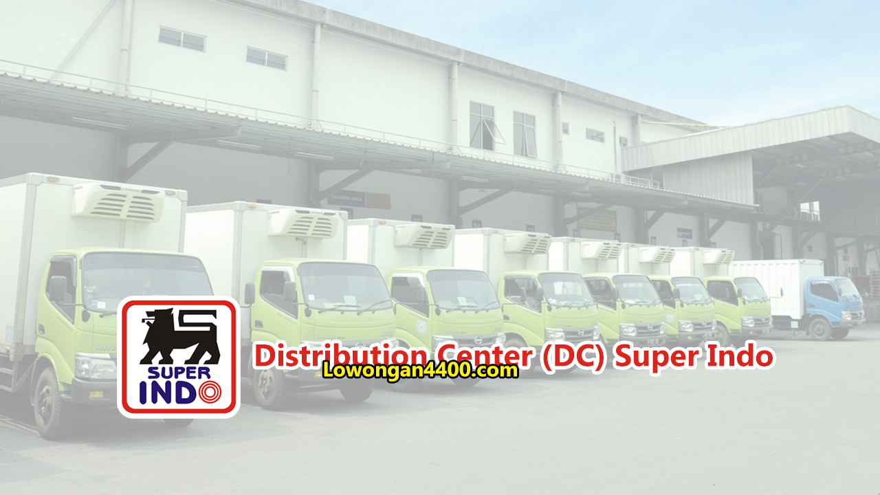 Distribution Center (DC) Super Indo