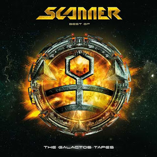 "Scanner - Warp 7 (Re-recorded Version) from the album ""The Galactos Tapes"""