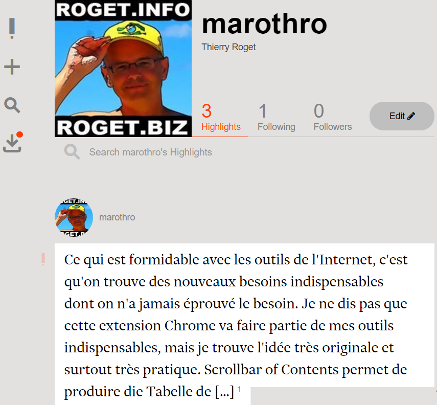 thierry roget sur highly