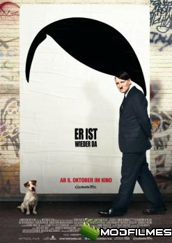 Capa do Filme Ele Está De Volta