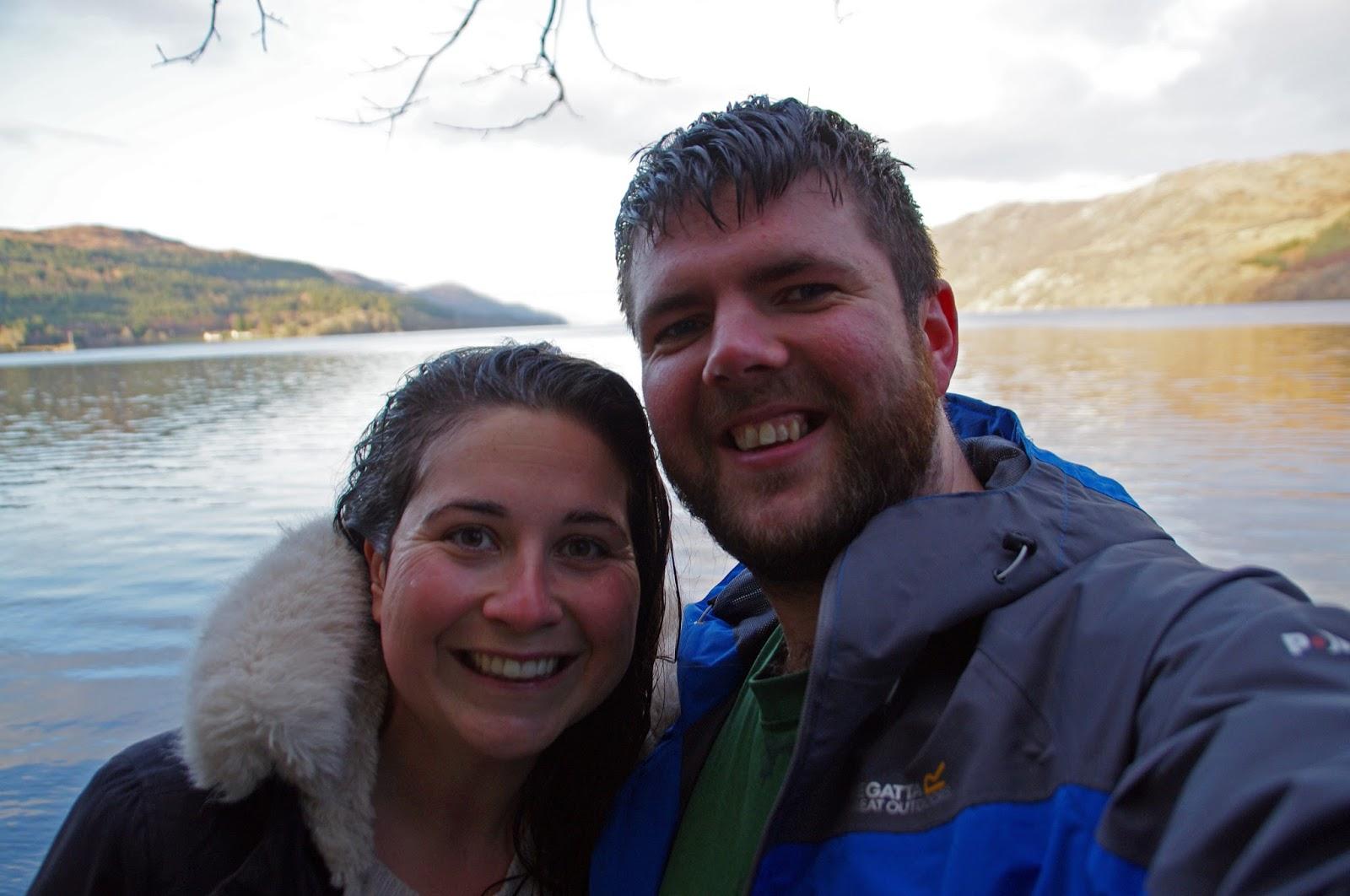 Loch Ness Swimming