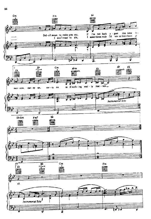 bohemian rhapsody piano sheet music easy pdf