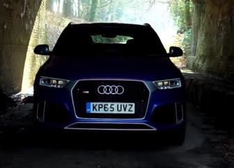 Audi RS Q3 2016 Image