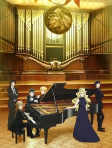 Piano no Mori Season 3 Sub Indo