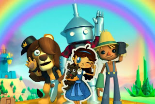 Pinball of Oz Action Online Game
