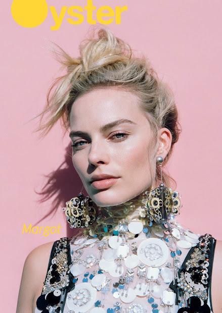 Duchess Dior Margot Robbie Max Doyle Oyster Magazine #108 2016