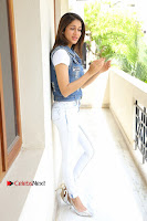 Telugu Actress Lavanya Tripathi Latest Pos in Denim Jeans and Jacket  0103.JPG