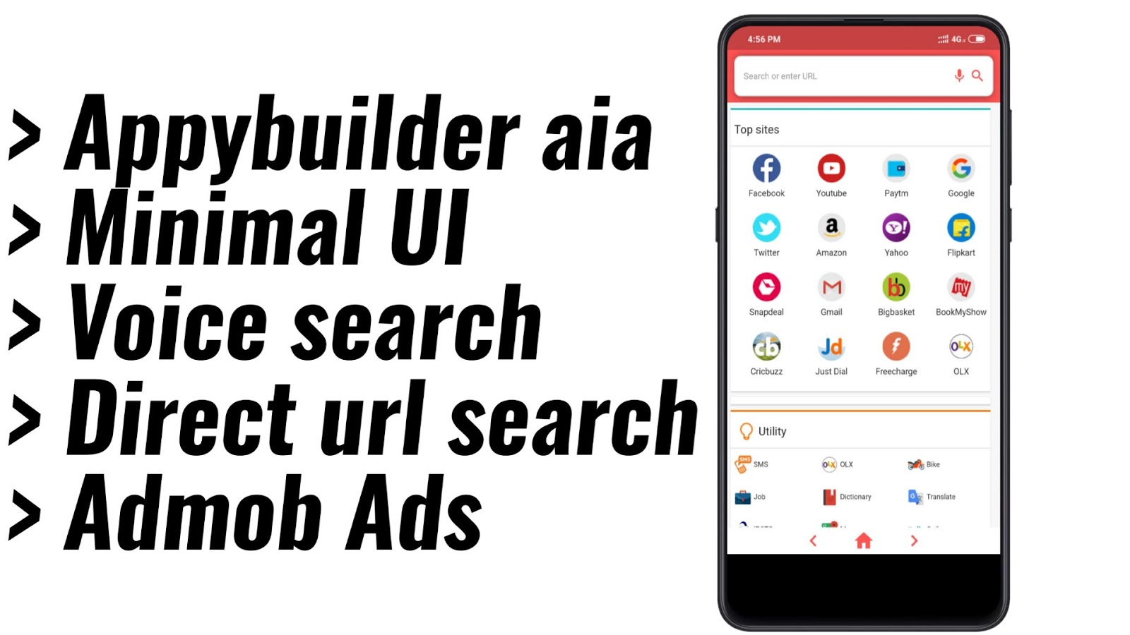High quality aia file for browsing app | SI broswser