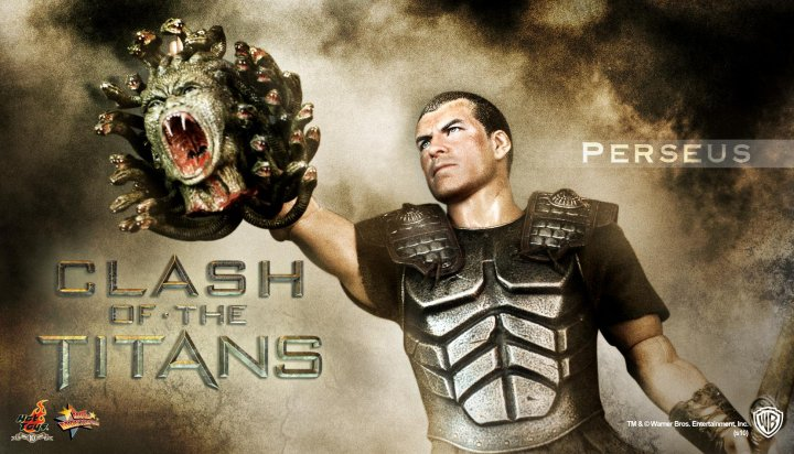 Selma Horn: Clash Of The Titans Wallpaper