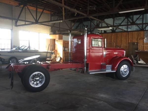 1950 Kenworth Truck | Auto Restorationice