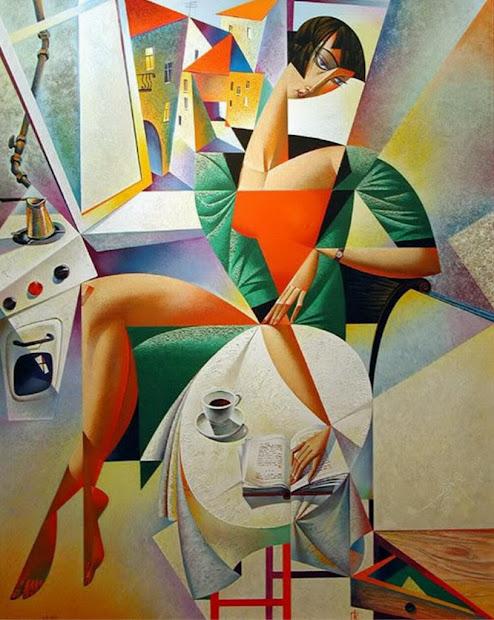 Georgy Kurasov Paintings