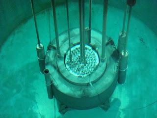 Reator nuclear da Petro-Marine