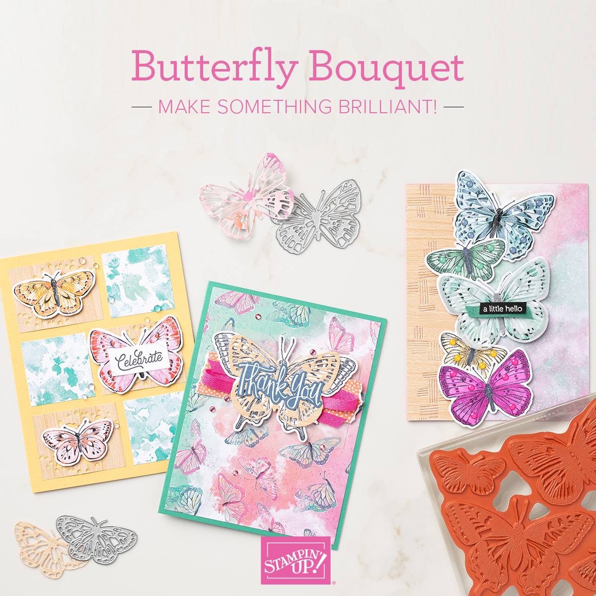 Butterfly Bouquet Brochure