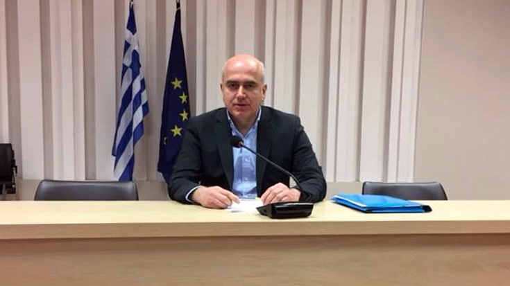 Η εισήγηση Μέτιου στο Περιφερειακό Συμβούλιο για τον Απολογισμό Πεπραγμένων της Διοίκησης της Περιφέρειας ΑΜ-Θ