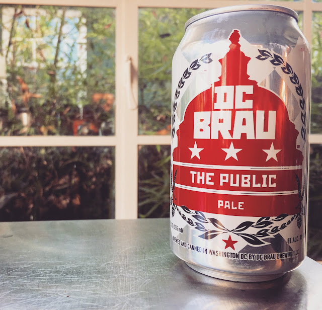 DC Brau Brewing Company's The Public Pale Ale