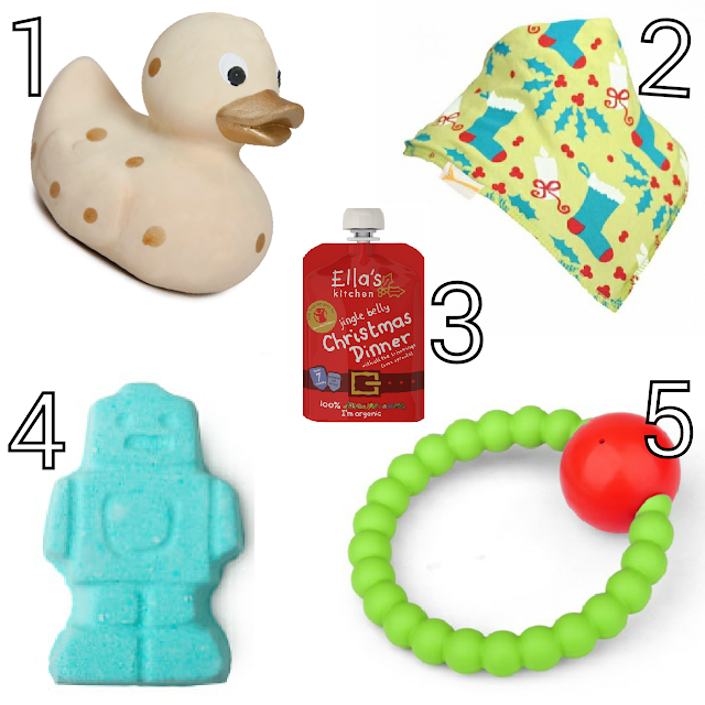 Stocking fillers for babys