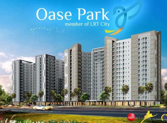 Apartemen Oase Park Ciputat