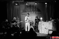 Dúo Orquesta Regalizes en Café Berlín