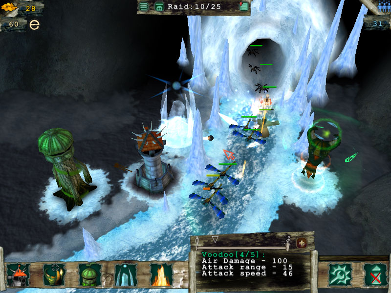 Big fish game master of defense game free download full for Fish games free
