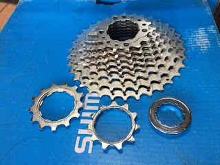 Sprocket Deore 10 Speed 11-36T Shimano HG62
