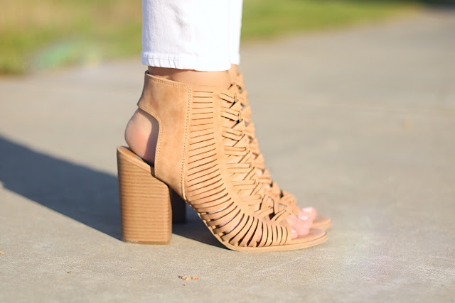 block heel sandals tan target shoes