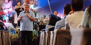 SBY Minta Demokrat Jangan Diserang