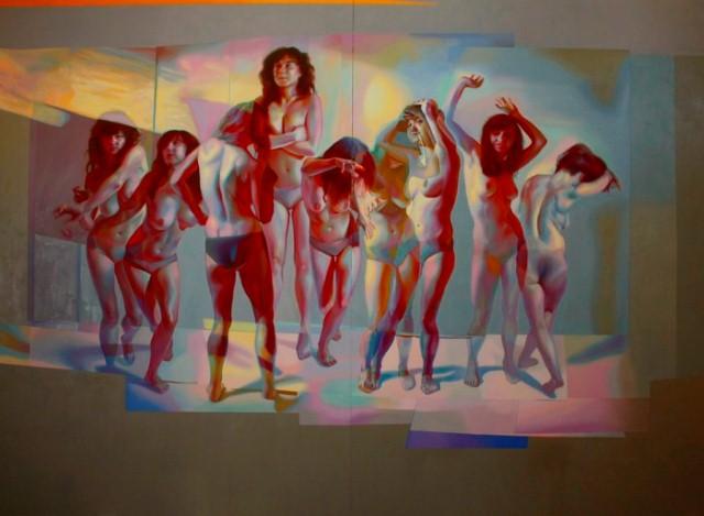 Реалистичная живопись. Anna Wypych 15