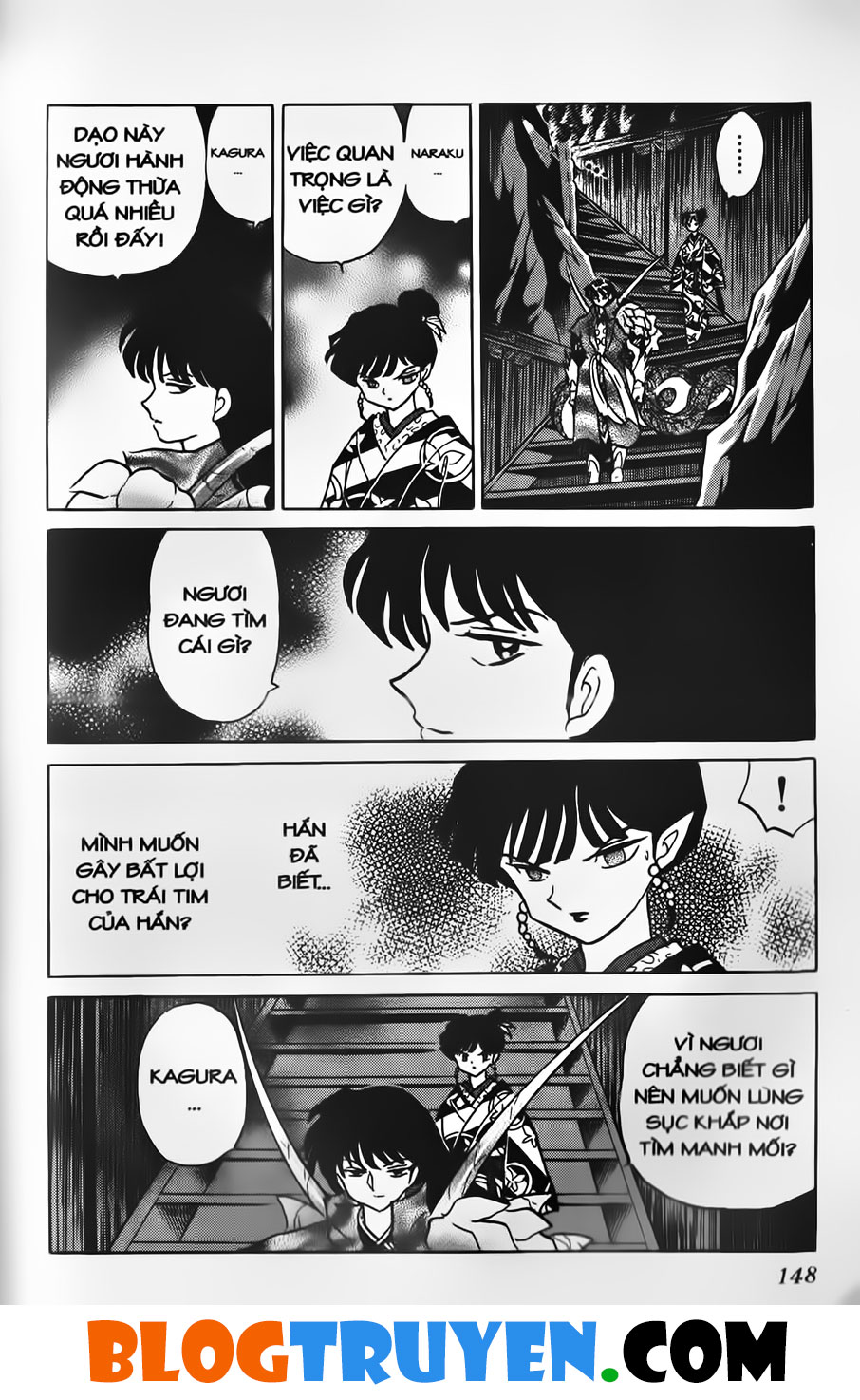 Inuyasha vol 36.8 trang 19