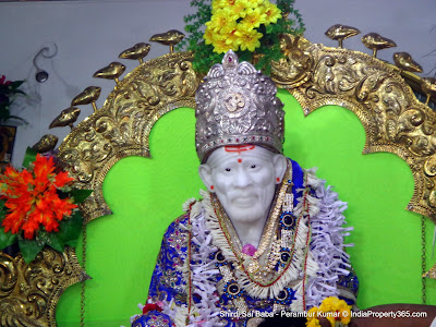 Shirdi Sai Baba - Temple - Avadi, Chennai - #10