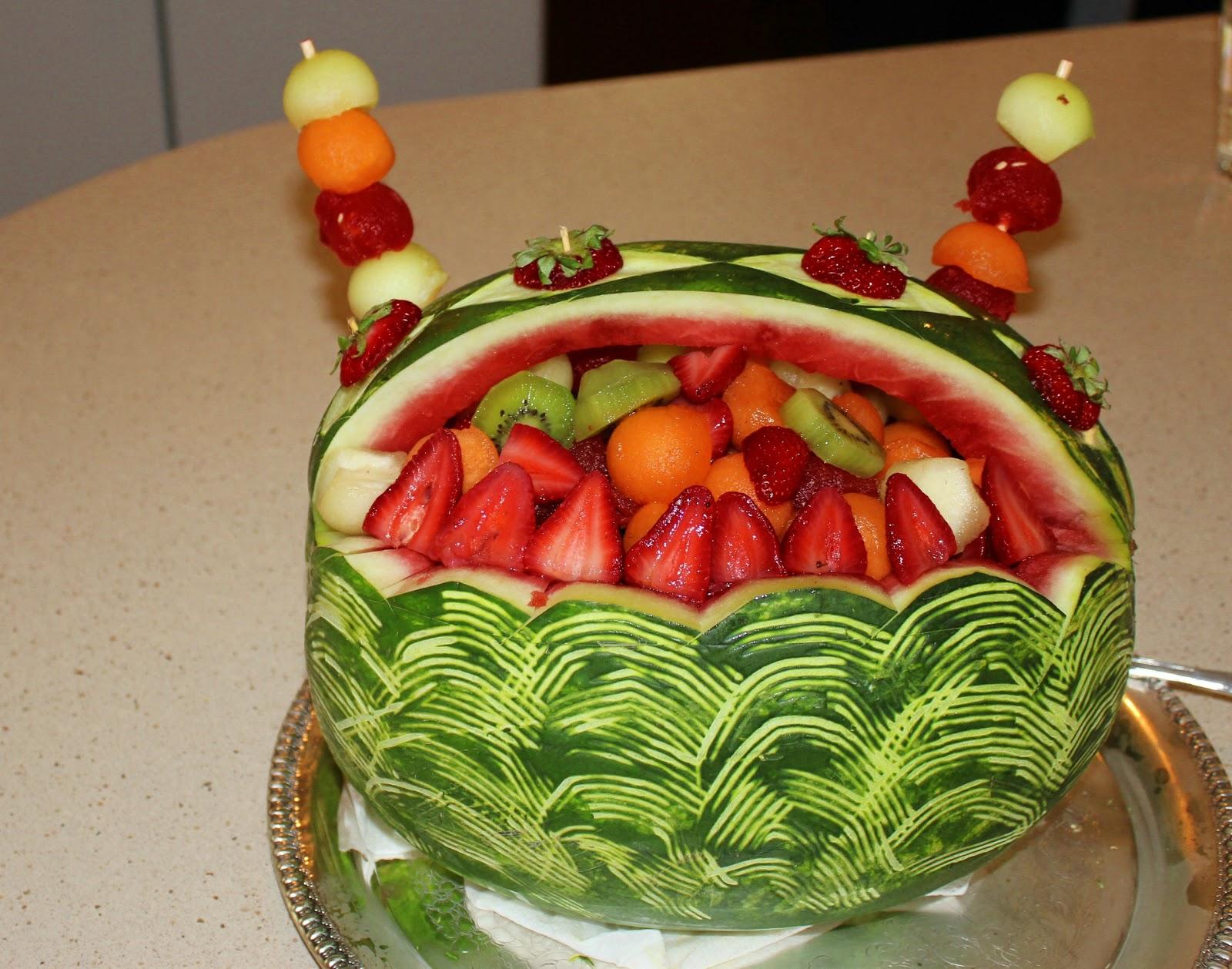 My Cool Kid Cooks: Teens Fruit Salad Basket Carving Idea ...