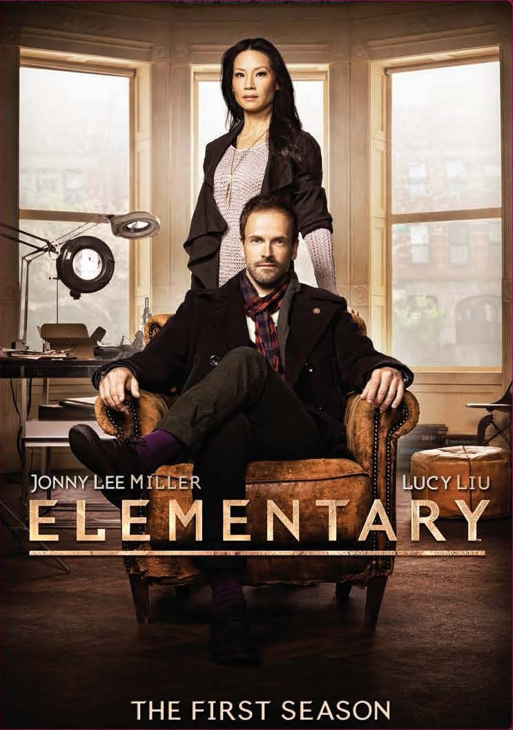 Elementary – Saison 1 [Complete] [Streaming] [Telecharger]