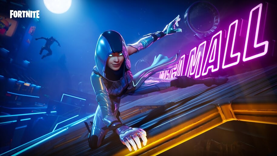 Fortnite Samsung Glow Skin 4k Wallpaper 5 1015