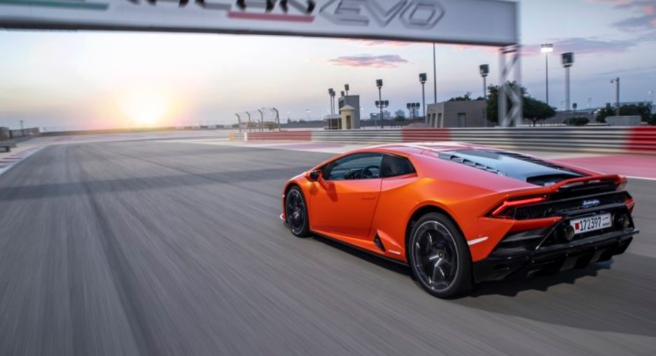 2020 Lamborghini Huracan Evo First Drive Review It Does More Well