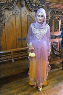 kebaya modern muslim 2016