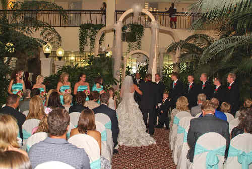 Wedding Ceremony Introductions Traditional Order