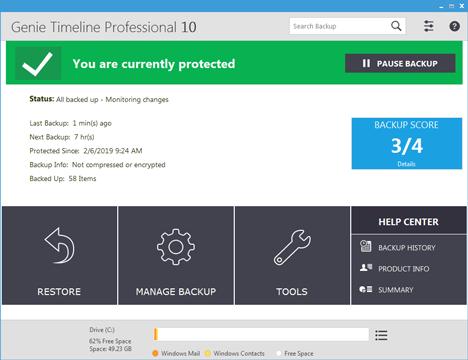 Genie Timeline 10 Pro Full