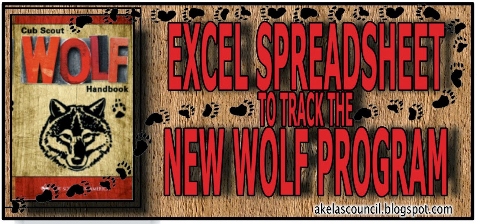 Excel advancement spreadsheet to track the wolf den in new cub scout program similar trax spreadsheets also akela   council leader training rh akelascouncilspot